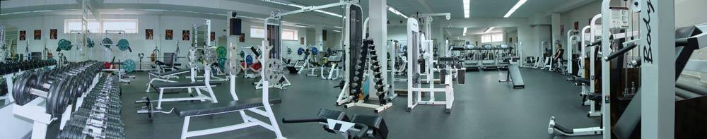 Панорама фитнес клуб